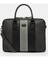 Ted Baker - Webbing Document Bag - Lyst