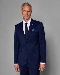 Ted Baker - Debonair Plain Suit Jacket - Lyst