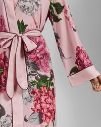 Ted Baker - Palace Gardens Kimono - Lyst