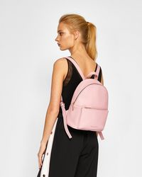 092a62e8aef9 Lyst - Ted Baker Oriental Blossom Backpack in Gray