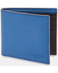 Ted Baker - Saharas Rubber Leather Wallet - Lyst