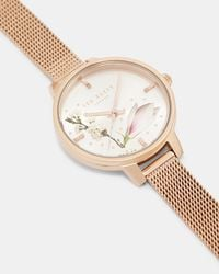 Ted Baker - Harmony Dial Watch - Lyst
