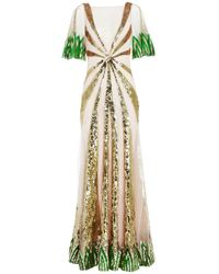 Temperley London - Sycamore Sleeved Gown - Lyst