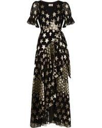 Temperley London - Hetty Star Wrap Dress - Lyst