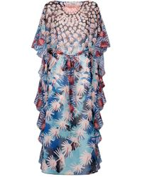 Temperley London - Cote Cacti Kaftan - Lyst
