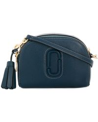 Marc Jacobs - Shutter Leather Shoulder Bag - Lyst