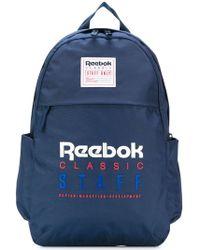 02228967b5fd Reebok - Classic Staff Backpack - Lyst