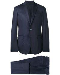 Versace - Wool Suit - Lyst
