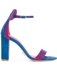 Oscar Tiye | Minnie Leatehr Sandals | Lyst