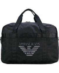 Armani Jeans - Black Bag - Lyst