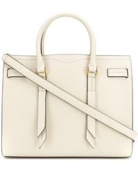 Rebecca Minkoff - Leather Handbag Sherry Satchel - Lyst
