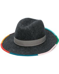 Paul Smith - Embroidered Hat - Lyst
