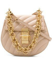 Chloé - Small Drew Shoulder Bag - Lyst
