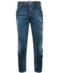 DSquared² - Skinny Denim Jeans - Lyst