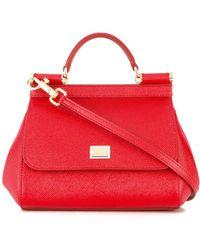 Dolce & Gabbana - Miss Sicily Mini Bag - Lyst