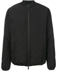 DSquared² - Bomber With Print On The Back - Lyst