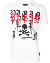 Philipp Plein - Fancy T-shirt - Lyst
