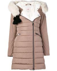 Peuterey - Seriola Fur Down Coat - Lyst