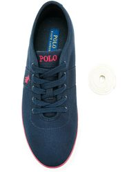 Polo Ralph Lauren - Halford Trainers - Lyst