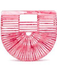Cult Gaia - Acrylic Ark Mini Handbag - Lyst