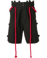 Craig Green - Rope Detail Shorts - Lyst