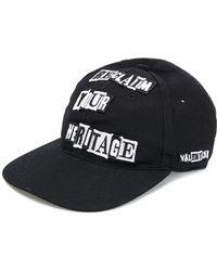 Valentino - Printed Baseball Hat - Lyst