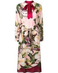 F.R.S For Restless Sleepers - Long Printed Dress - Lyst