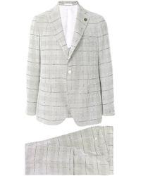 Gabriele Pasini - Two-piece Check Suit - Lyst