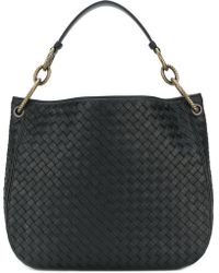 Bottega Veneta - Loop Small Leather Shoulder Bag - Lyst
