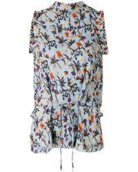 Chloé - Topshort Dress - Lyst