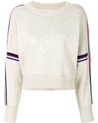 Étoile Isabel Marant - Kao Blend Cotton Sweatshirt - Lyst