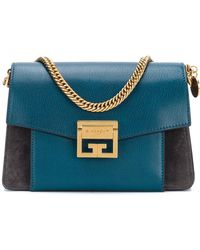 Givenchy - Gv3 Small Leather Bag - Lyst