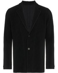 Issey Miyake - Two Bottoms Coat - Lyst