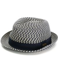 Barbour - Trilby Hat - Lyst