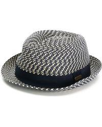Barbour - Pattern Knit Hat - Lyst