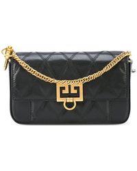 Givenchy - Pocket Mini Leather Beltbag - Lyst