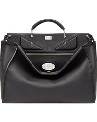 Fendi - Leather Peekaboo Regular - Lyst