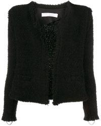 IRO - Strut Wool Blend Jacket - Lyst