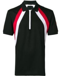 Givenchy - Cotton Polo - Lyst