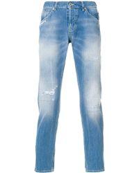 Dondup - Cotton Mius Jeans - Lyst