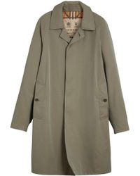 Burberry - Camden Car Coat - Lyst