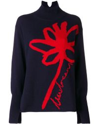 Paul Smith - Funnel Neck Sweater - Lyst