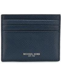 MICHAEL Michael Kors - Credit Card Holder - Lyst