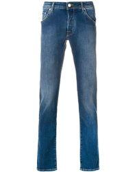 Jacob Cohen Comfort Cotton Jeans