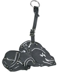 Valentino - Panther Bags Charm - Lyst