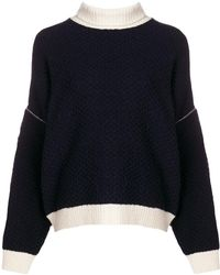 Givenchy - Turtle-neck Jumper - Lyst