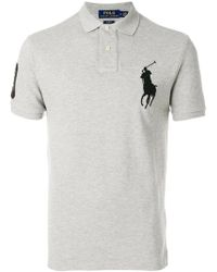Polo Ralph Lauren - Embroidered Big Pony Polo Shirt - Lyst