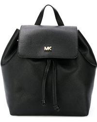 MICHAEL Michael Kors - Griffin Leather Hobo Bag - Lyst