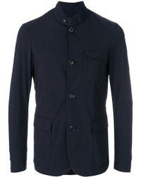 Emporio Armani - Cotton Jacket - Lyst