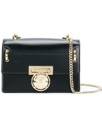 Balmain | Leather Shoulder Bag | Lyst